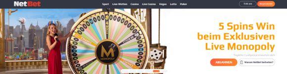NetBet Casino besuchen