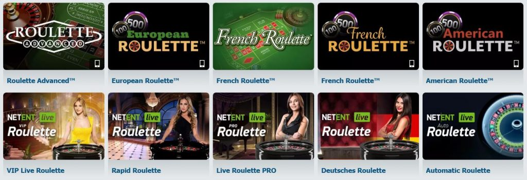 Bet-at-home Casino Spiele