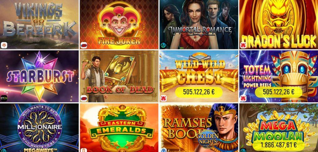 Spinit Casino Vorschau