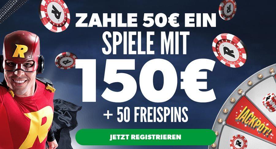 Rizk Casino Bonus