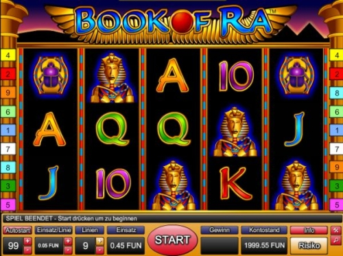 euro casino online book of ra spiele